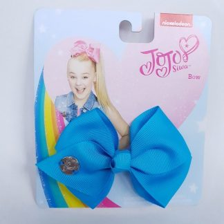 3.5 inch Blue JoJo Bow