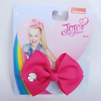 3.5 inch Hot Pink JoJo Bow