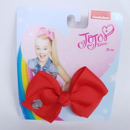 3.5 inch Red JoJo Bow