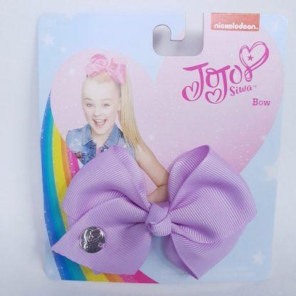 3.5 inch Violet JoJo Bow